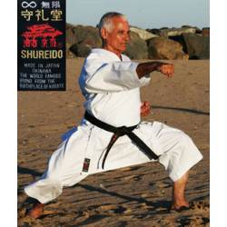 Karategui Shureido Mugen Instructor