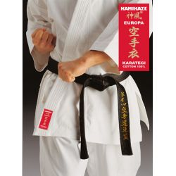 Karategi Kamikaze, modello EUROPA tutte le taglie