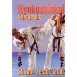 DVD KYOKUSHINKAI KARATE DO, Shihan Jesús Talán