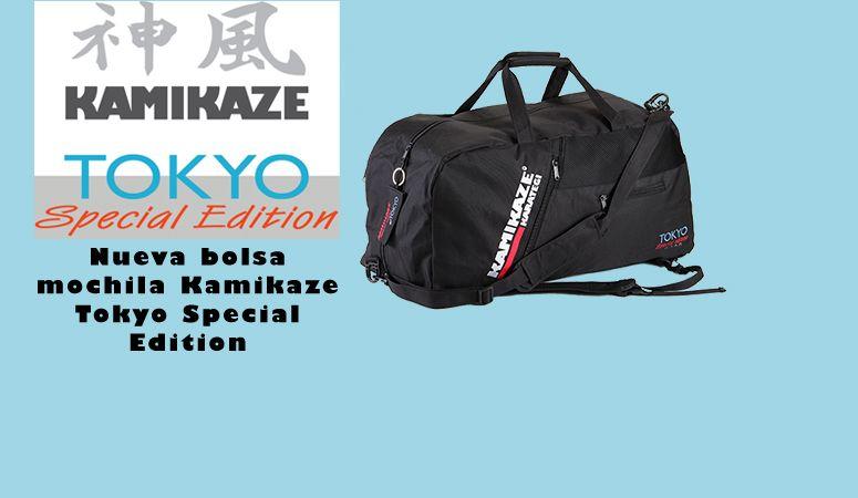 Bolsa mochila Kamikaze Tokyo Special Edition 2020