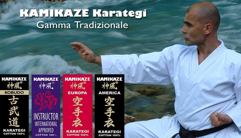 Kamikaze Gamma Tradizionale