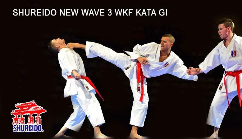 Shureido New Wave 3 WKF kata