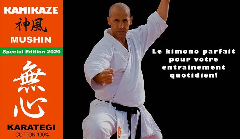 Kamikaze kimono MUSHIN - Special Edition 2020