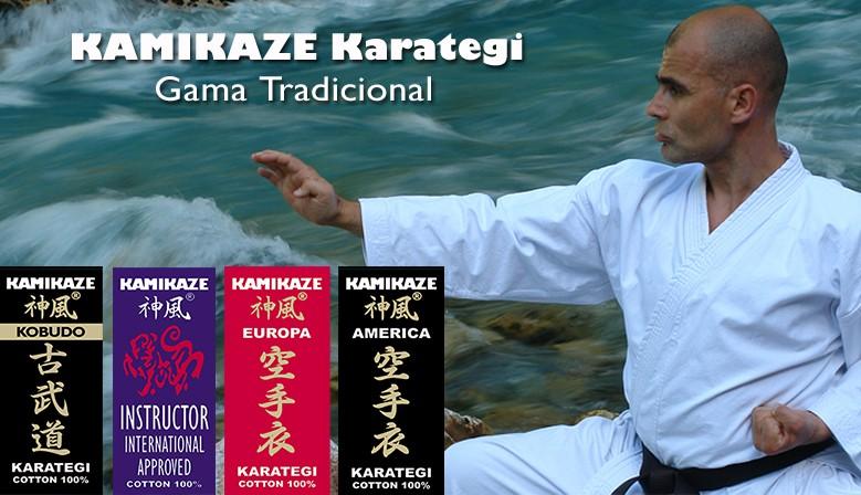 Kamikaze Gama Tradicional