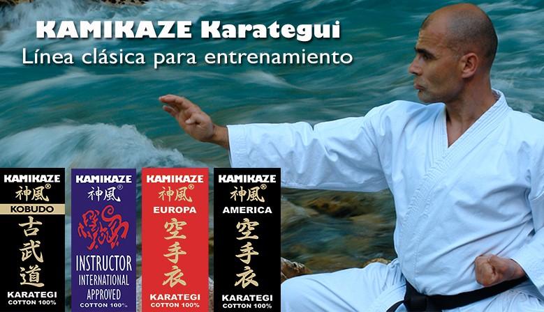 Karateguis Kamikaze Línea Clásica