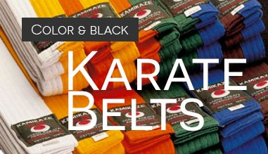 karate belts